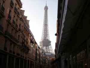 Eiffel Tower Areas 7 Arr