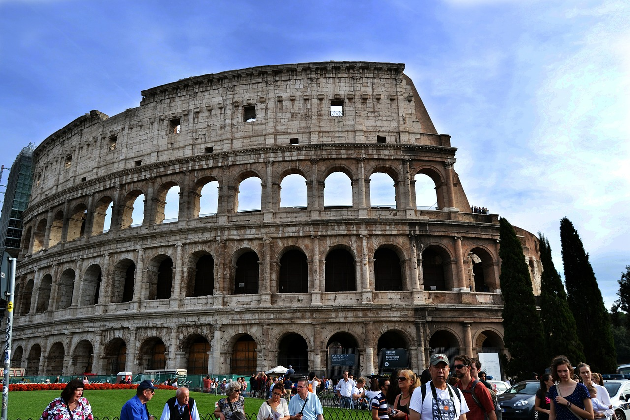 Family vacations in Rome
