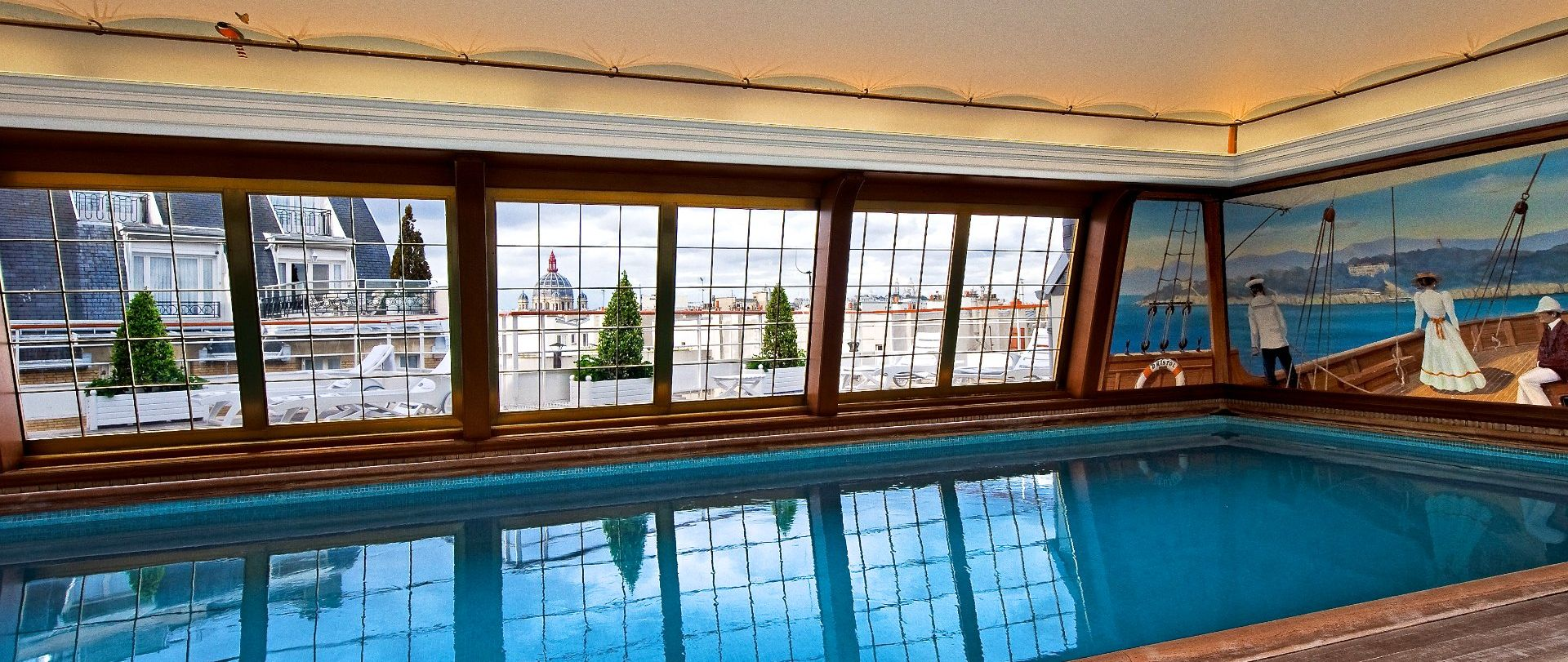 Best paris hotel spas and spa packages